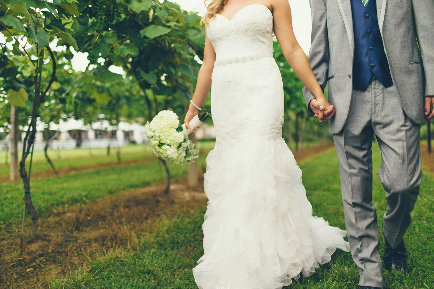 This whole venue and its enchanting gardens are all exclusively yours when you say 'I do' to The Pear Tree